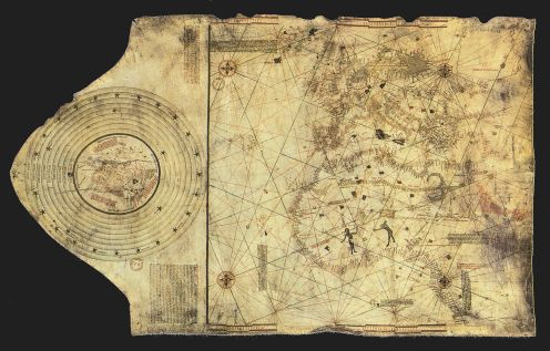 Le sein de Christophe Colomb