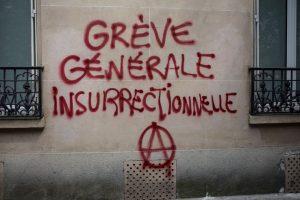 Manifestation contre la loi travail à Paris le 26 mai 2016