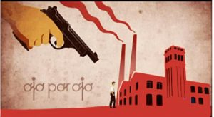 Ojo por ojo contre le pistolérisme dans les années 1920