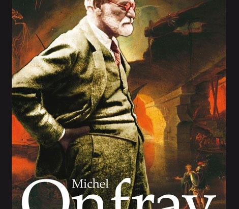 Couverture du livre Le crépuscule d'une idole de M. Onfray