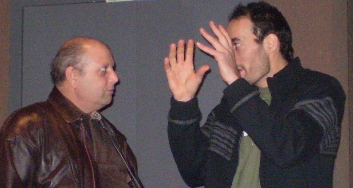 Juan Soler et Richard Monvoisin