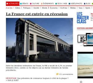 CorteX_France_recession_Libe_15.5.2013