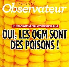 Couverture du Nouvel Observateur, 19 septembre 2013