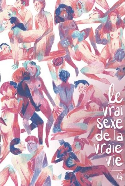 Nouveauté dans BD & esprit critique – Le vrai sexe de la vraie vie, de Cy
