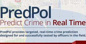 Slogan de Predpol : Prédire les délits en temps réél