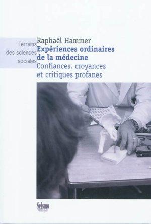 Couverture de l'ouvrage de Raphaël Hammer