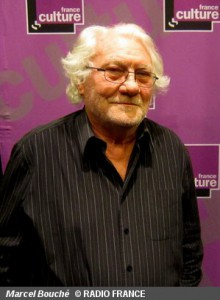 Photo de Marcel Bouché, cet expert des vers de terre