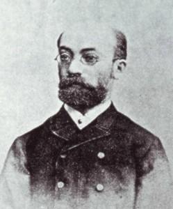 Portrait de Zamenhof