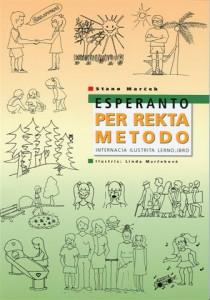 Livre pour apprendre l'espéranto par la méthode directe
