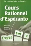 Couverture du Cours rationnel d'espéranto