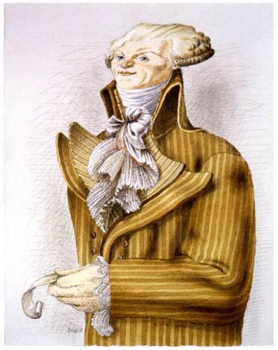 Retour sur l'Histoire – Robespierre sans masque