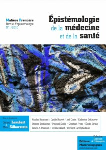 matiere-premiere-n-1-2010-epistemologie-de-la-medecine-et-de-la-sante