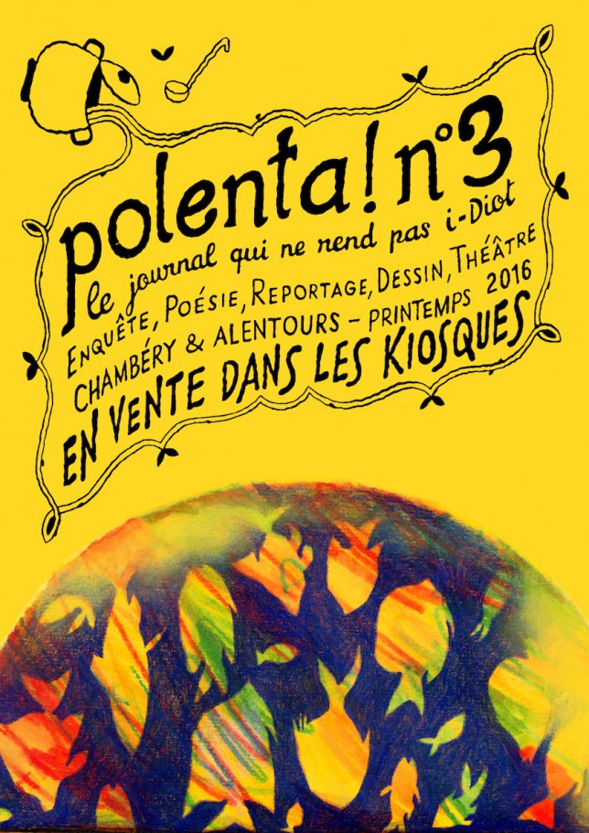 Polenta!, journal indépendant à Chambéry