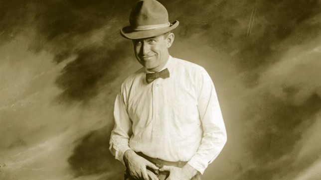 Will Rogers, le cow-boy philosophe