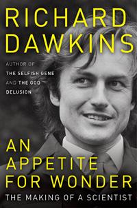 L'autobiographie de Dawkins sur la plage