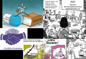 Ressources sur les conflits d'intérêt à l'Université