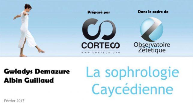 Vidéo – Conférence «La sophrologie Caycédienne»