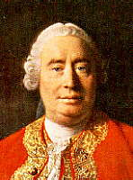 David Hume, flegmatique