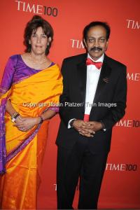 Diane et Vilayanur Ramachandran